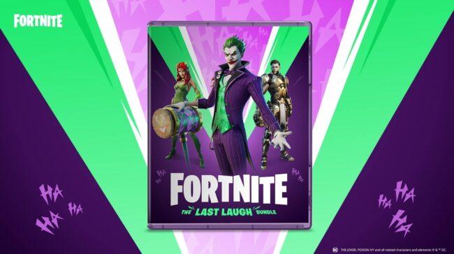 Fortnite gets The Joker, Poison Ivy and Midas Rex skins this November • Eurogamer.net