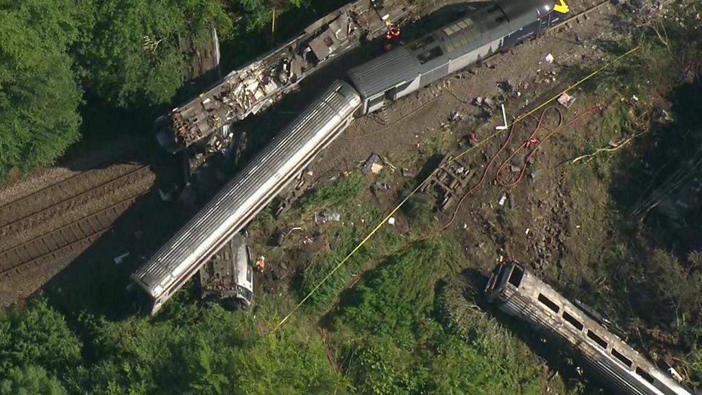 Investigation into fatal Stonehaven train derailment begins