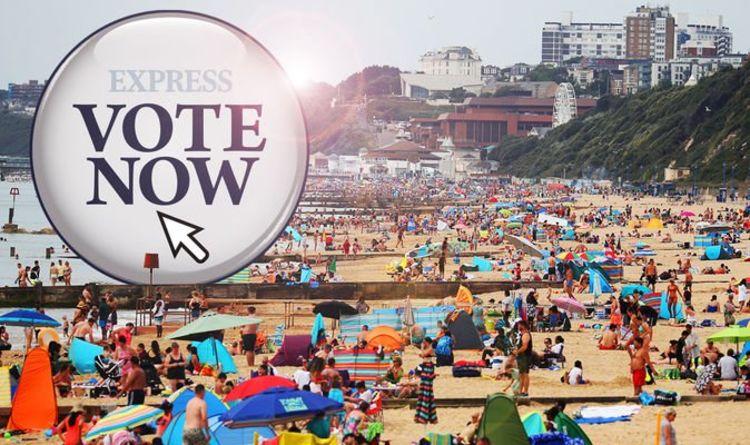 POLL: Do you feel safe visiting beaches in 36C Britain today despite coronavirus? VOTE | UK | News