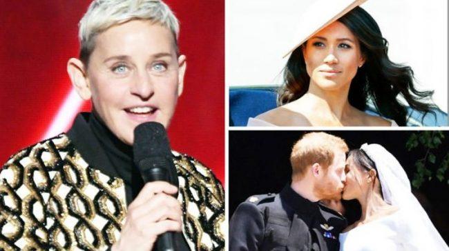 Ellen DeGeneres News: 'Million Dollars' Soft Release to US TV Star Megha Merkel |  Celebrity News |  Showbiz and TV