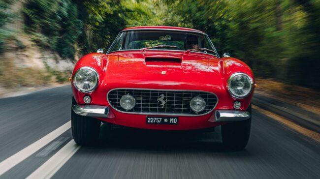 Ferrari 250 SWB GTO Review