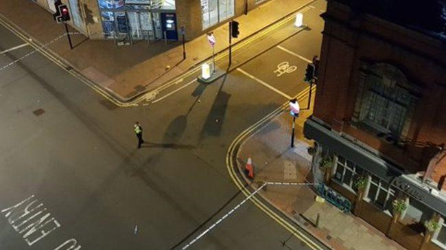 Hurst Street in Birmingham