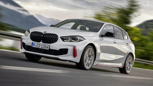BMW new 261bhp 128ti gun for golf GTI with hot hatch