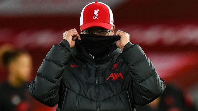 Jurgen Klopp's starting XI for Everton stand out as Liverpool must respond after Aston Villa