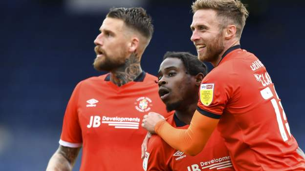 Luton Town 1-0 Wycombe Wanderers: Hatters continue great form