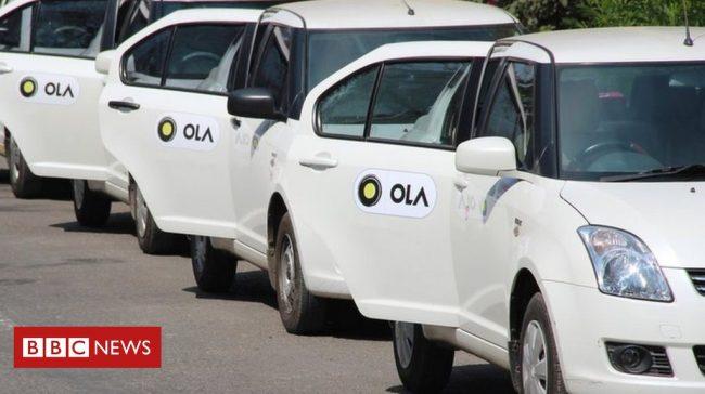Ola: London bans Uber rivals for safety concerns