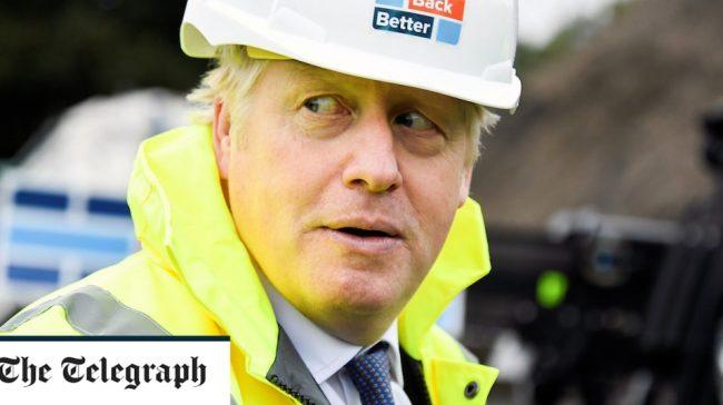 Regular talks between Boris Johnson and Ursula von der Lane end trade talks